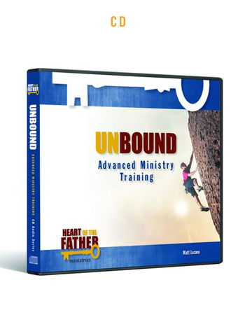 Unbound Advanced Ministry Training CD Audio Series