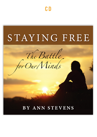 Staying Free:  The Battle for Our Minds