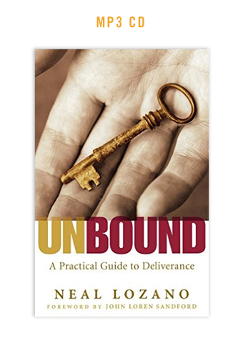 Unbound Audio Book on MP3 CD