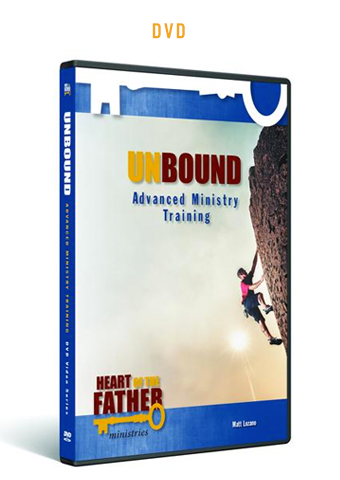 Unbound Advanced Ministry Training DVD Video Series