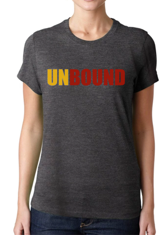 Unbound Women's Fitted T-shirt