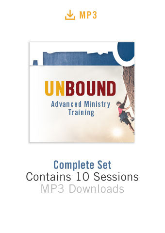 Unbound Advanced Ministry Training MP3s [Complete Set]