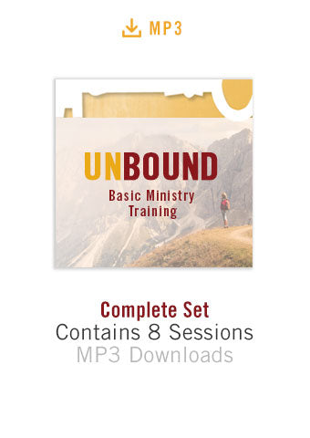 Unbound Basic Ministry Training MP3s [Complete Set]