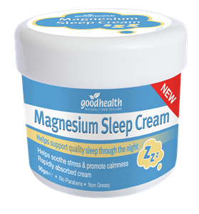 Magnesium Sleep Cream