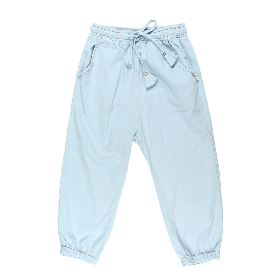 Ellie Pant in Chambray