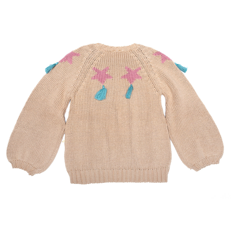 Etoille Jumper in Mint Latte