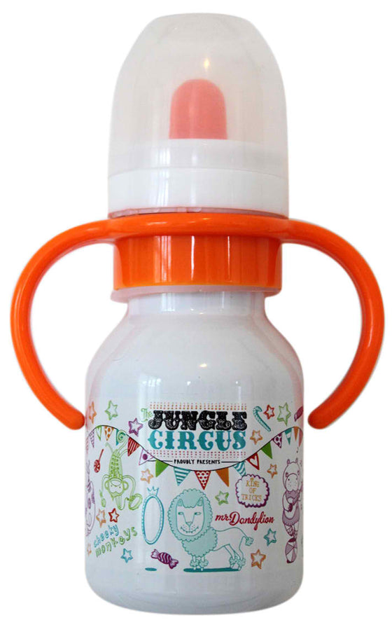TODDLER 'SIPPY' FLASK | LOVEBIRDS