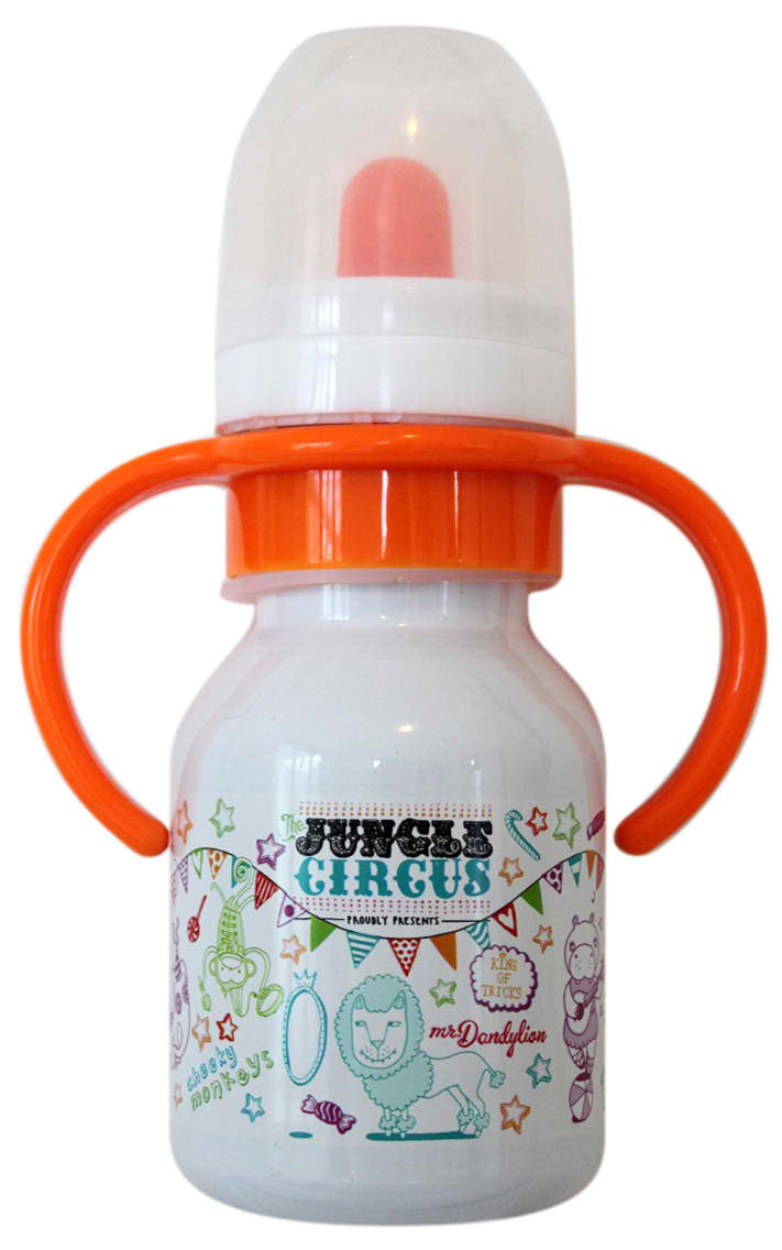 TODDLER 'SIPPY' FLASK | CIRCUS