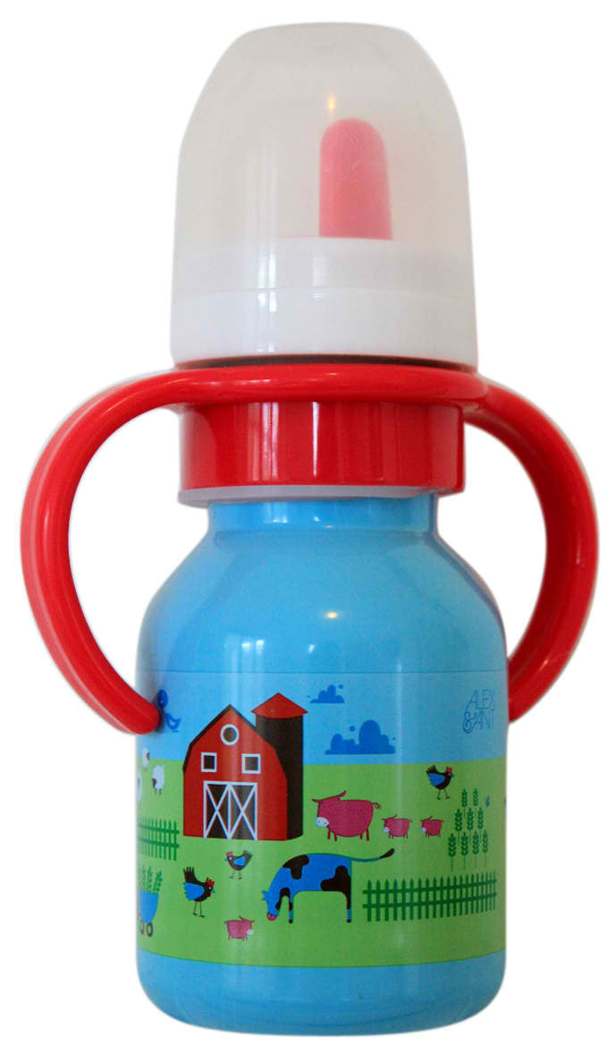 TODDLER 'SIPPY' FLASK | FARM