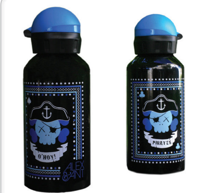 Pirate Stainless Steel Drink Flask