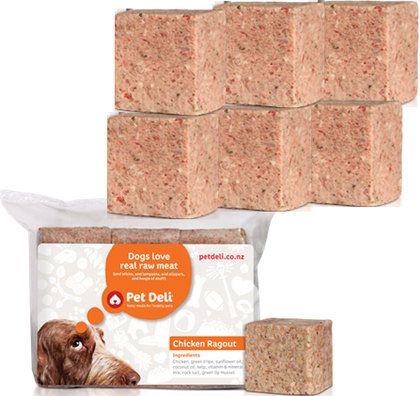 Pet Deli Pet Food, Raw chicken dog and cat food. chicken raw food NZ, Dog Chicken food. Raw Pet Food Wellington