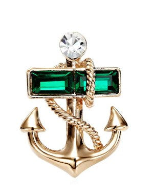 Anchor Lapel Pin