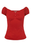 Collectif Dolores Top Red