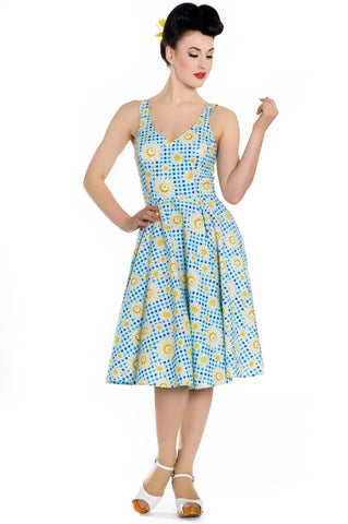 Hell Bunny Sunshine 50s dress