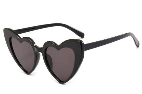 I Heart Sunglasses Betty Black