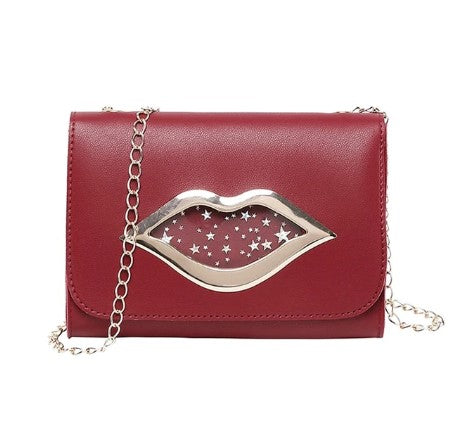 Red Kiss Bag