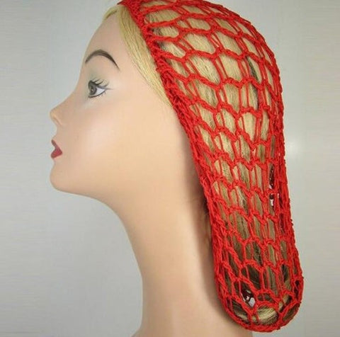 Red Hair Snood