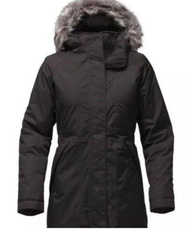 9114c18a9999 The North Face Women's ARCTIC PARKA 550 Down jacket $299 MSRP – LD ...