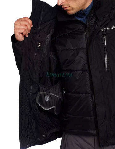 f014609b156 Columbia Men s Rural Mountain II Extended interchange jacket  260 ...