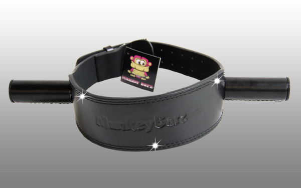 MunkeyBarz sex belt black