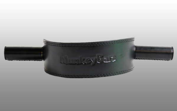 MunkeyBarz sex belt - black