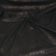 - wholesale-leather   osmleatherusa - osm-leather-usa Embossed Suede with Gold Foil Print B5680 - genuine-leather