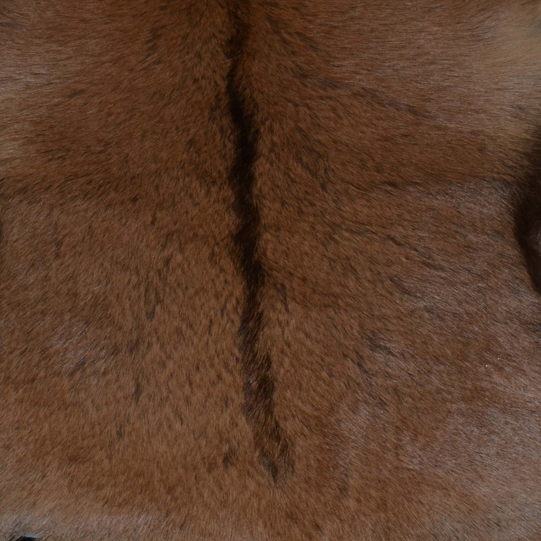 - wholesale-leather   OSM Leather USA - osm-leather-usa Hair on Hide Goatskin Hide Brown Natural #1 Goat - genuine-leather