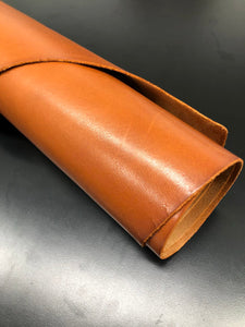 Leather Hides & Fur Pelts - wholesale-leather   SPC - osm-leather-usa Veg-Tanned Full Grain Aniline Finished Side Cowhide , SPADE-Smooth Series, 5/6 Oz [Multiple Colors] - genuine-leather