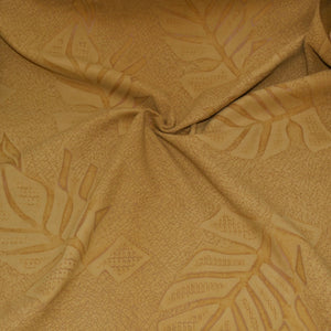 - wholesale-leather   osmleatherusa - osm-leather-usa Embossed Lambskin Leaf Brown - genuine-leather