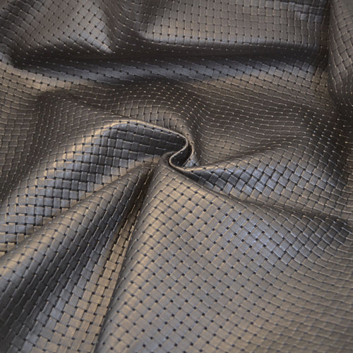 - wholesale-leather   osmleatherusa - osm-leather-usa Embossed Basket Weave Lambskin PB241 - genuine-leather