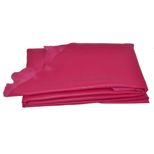 - wholesale-leather   osmleatherusa - osm-leather-usa Roza Lambskin Napa Leather for Garments & Handbags (Fuschia Pink) - genuine-leather