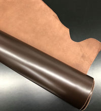 Leather Hides & Fur Pelts - wholesale-leather   SPC - osm-leather-usa Chrome Tanned Sides Cowhide Luna Series  5-6 Oz  (2.0-2.4 mm)  - Multiple Colors - genuine-leather