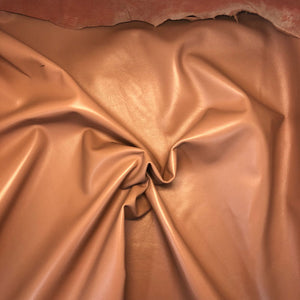 - wholesale-leather   OSM Leather USA - osm-leather-usa Roza Economic Lambskin Napa Leather for Lining, Garments (BLUSH PINK) - genuine-leather
