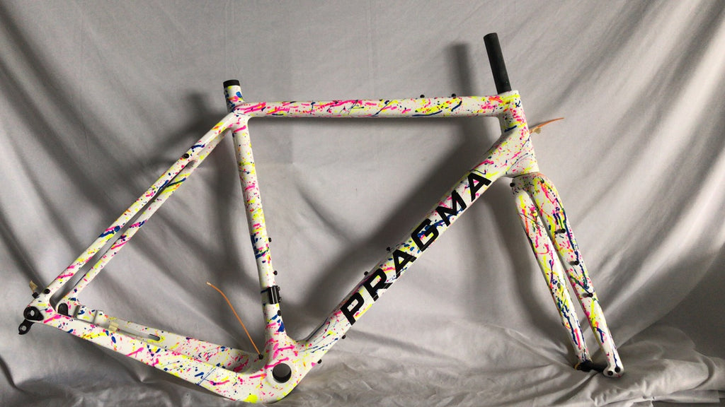 Pragma Gravel Breaker Racing/Adventure Frame Kit