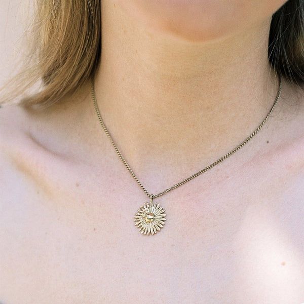 (Not in the) Mood Necklace GOLD
