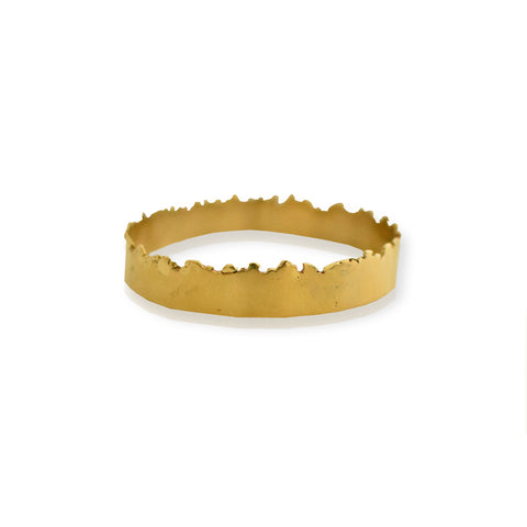 All Torn Up Bracelet BRASS