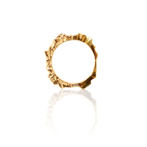 Crush Ring GOLD