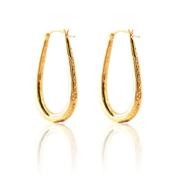 STRETCH Hoops GOLD