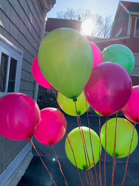 Balloons - Solid Colors