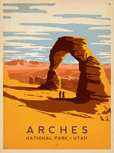 Arches National Park (500 pc puzzle)