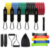 Exercise Resistance Bands Set (11pcs or 16 pcs)