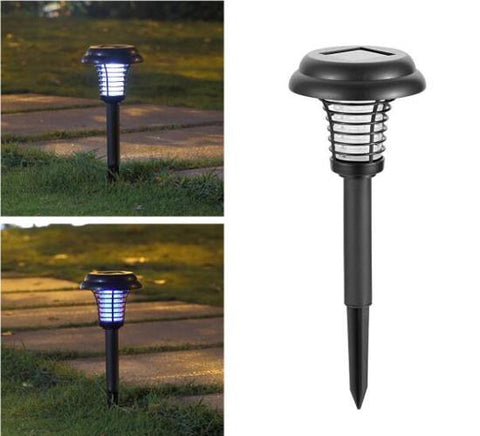 2 in 1 Solar Bug Zapper