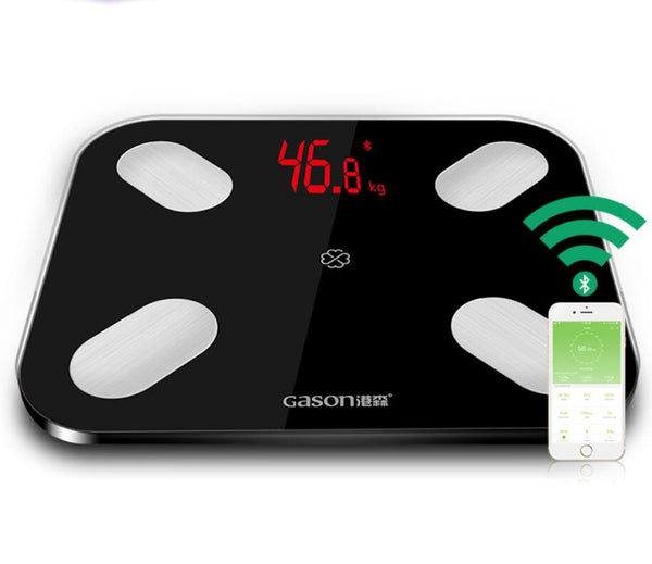Smart Bluetooth Wireless Body Fat Scales