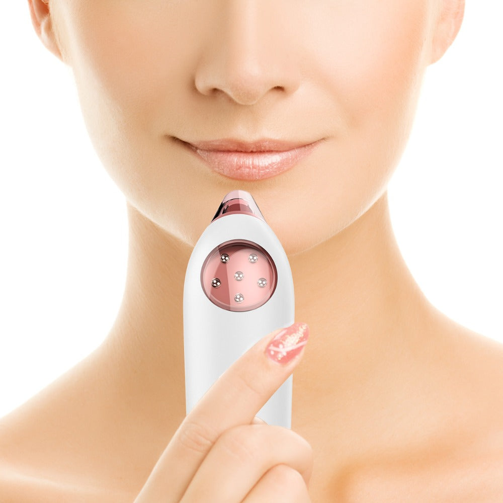 Electric Blackhead Remover Suction Pore Vacuum Cleaner