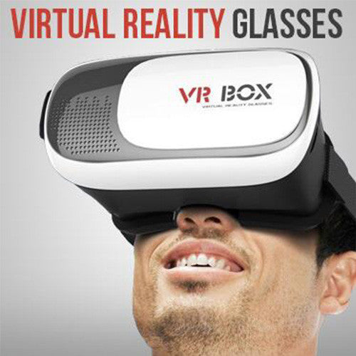 VR Box Virtual Reality 3D Glasses