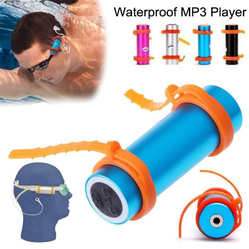 4GB Built-in Waterproof Sports MP3 Player