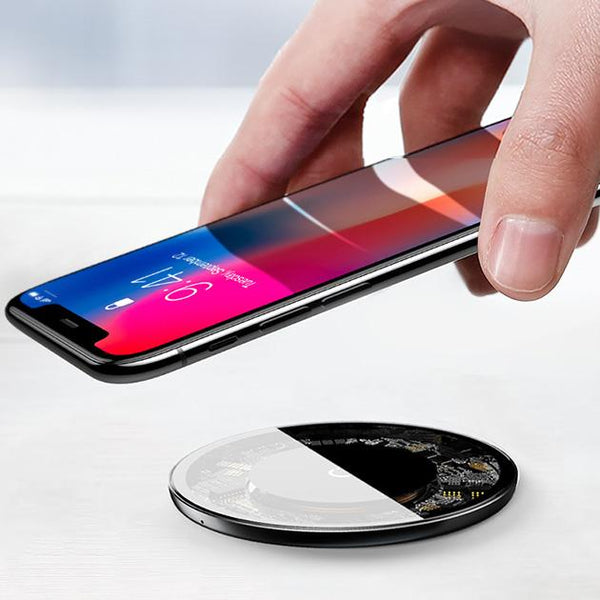 Wireless Smartphone Charging Pad