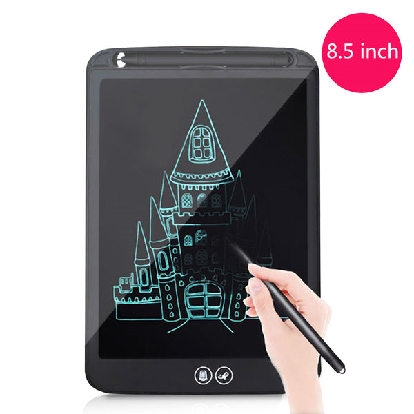 New kids drawing tablet with Eraser 8.5 inches