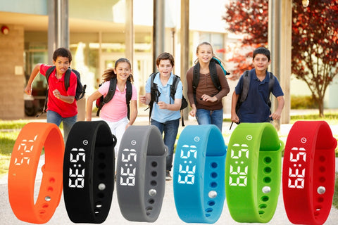 13-in-1 Kids' Smart Fitness Activity Watch