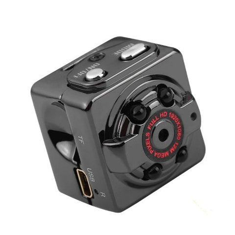 1080P Night Vision Infrared Sports Mini Camera